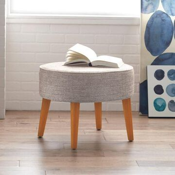 SONOMA Goods for Life Upholstered Oval Ottoman