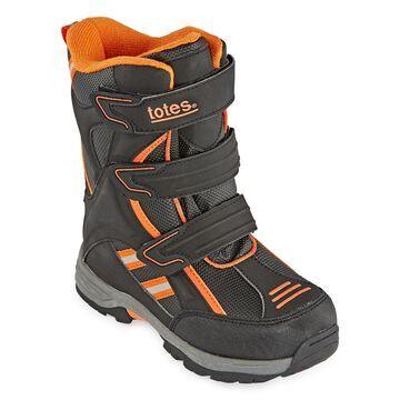 Totes Jasper Insulated Pull-on Little Kid/Big Kid Boys Winter Boots