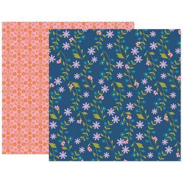 "American Crafts Paige Evans Wonders #18 12"" x 12"" Cardstock, 25 Sheets | Michaels"