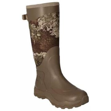 LaCrosse Alpha Agility Insulated Waterproof Hunting Boots for Ladies - TrueTimber Strata - 10M