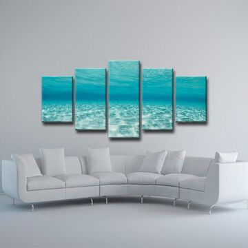 Ready2HangArt 'Crystaline Waters' by Christopher Doherty Canvas Art
