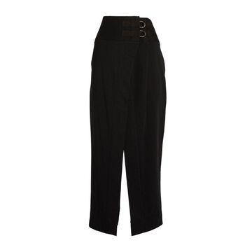 Yohji Yamamoto Wrap-Front Trousers