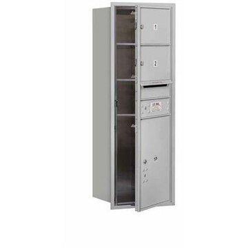 Salsbury Industries 4C Horizontal Mailbox 11-Door High Unit (41