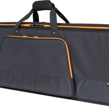 Gold Series Keyboard Bag With Backpack Straps - Deep 49 Key
