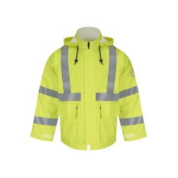 Bulwark High Visibility Rain Jacket
