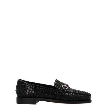 Sebago bit Croco Shoes