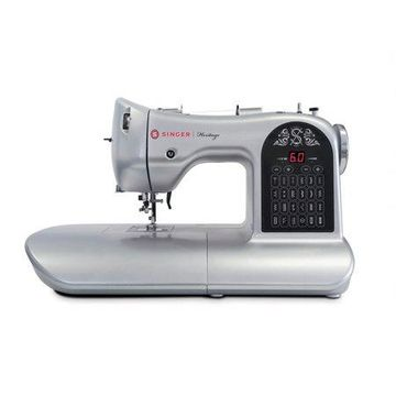 SINGER Silver Heritage 8748 24 Stitch Electronic Sewing Machine