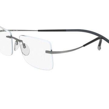 Silhouette 7579/60 6061 53 New Unisex Eyeglasses