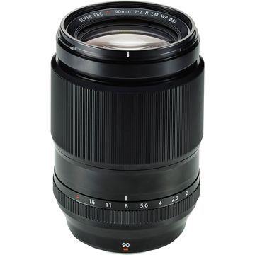 Fujifilm XF 90mm f/2 R LM WR Lens (Open Box)