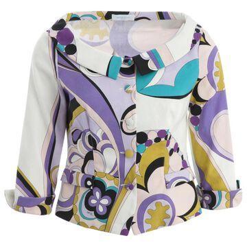 Emilio Pucci Multicolour Cotton Jackets