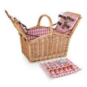 Picnic Time Piccadilly Picnic Basket Set