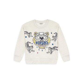 Kenzo Girls' Tiger Logo Sweatshirt - Little Kid