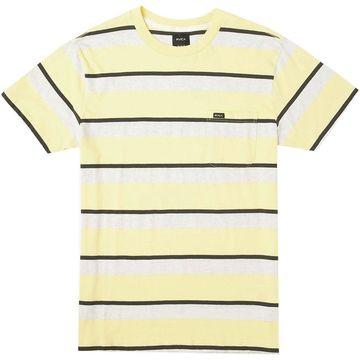 RVCA Fjords Stripe T-Shirt - Men's