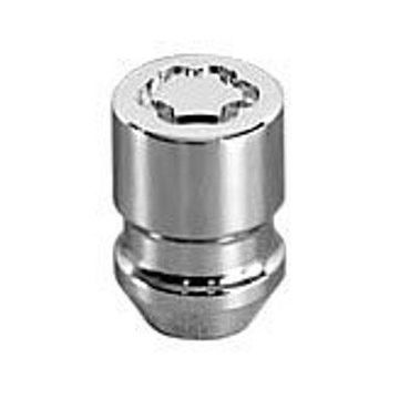 McGard 24193 Chrome Cone Seat Wheel Locks (1/2