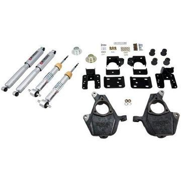 Belltech 1001SP Lowering Kit For Ford F-150