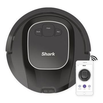 Shark ION Robot Vacuum R87, Wi-Fi Connected, Voice Control with Alexa (RV871)