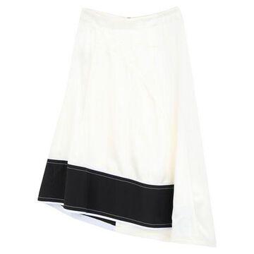 DEREK LAM 3/4 length skirt