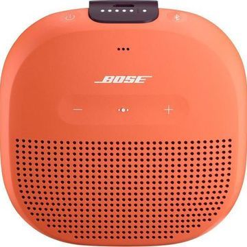 Bose - SoundLink Micro Portable Bluetooth Speaker - Orange
