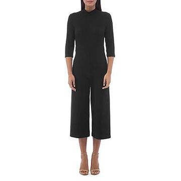 B Collection by Bobeau Logan Ribbed Knit Jumpsuit