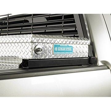 BACKRACK 30109TB 99-06 SILVERADO/SIERRA TOOLBOX NO DRILL 21IN HARDWARE KIT, FRAME NOT INCLUDED