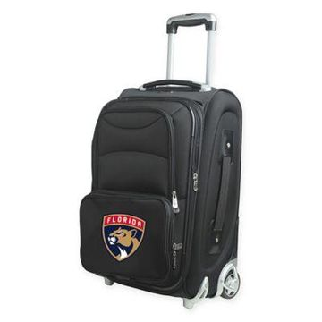 NHL Carolina Panthers 21-Inch Carry On Spinner