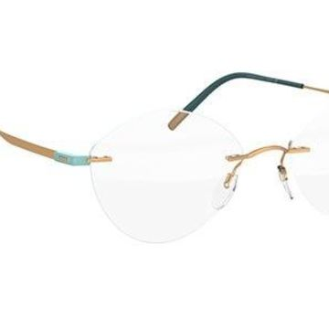 Silhouette Alpha 5516 ES 7635 51 New Unisex Eyeglasses