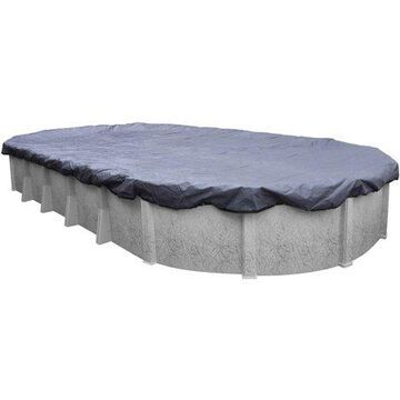 Robelle 15-Year Premier Oval Winter Pool Cover, 16 x 25 ft. Pool