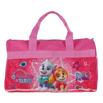 Nickelodeon Girl's Paw Patrol Duffle Bag