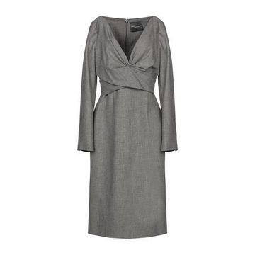 ERIKA CAVALLINI Knee-length dress