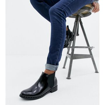 London Rebel Chelsea Ankle Boots