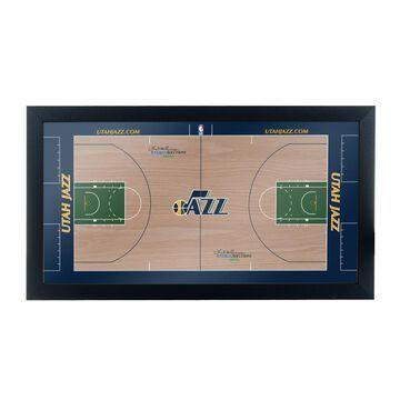 Trademark Gameroom Mirrors 26-in L x 0.75-in W Multiple Framed Wall Mirror | NBA1575-UJ