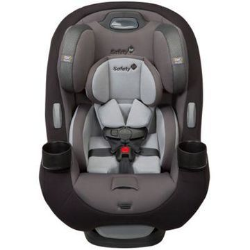 Safety 1st Grow and Go SE All-in-One Convertible Car Seat in Grey/Black