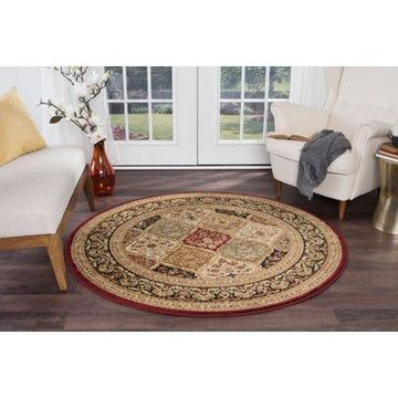 Bliss Rugs Providence Traditional Area Rug