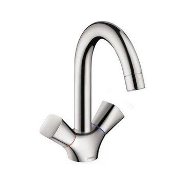 Hansgrohe 71222 Logis Double Handle Lavatory Faucet