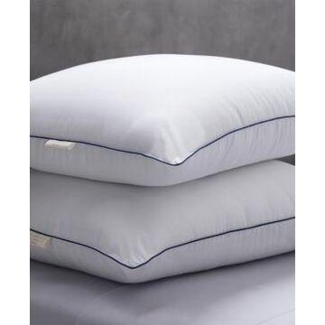 Weatherproof Vintage 180 Thread Count Microfiber Pillow Set, Standard, Pack of 2