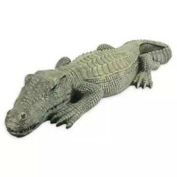 Design TOSCANO The Swamp Beast Crocodile Sculpture
