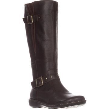 Born Womens austin Closed Toe Over Knee Fashion Boots