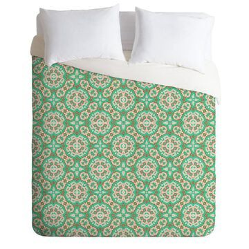 Holli Zollinger Mosaic Comforter Set - Deny Designs