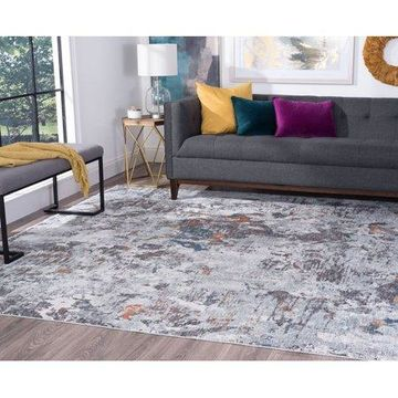 Bliss Rugs Maea Contemporary Area Rug