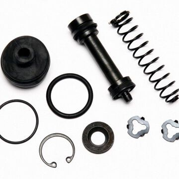 Master Cylinder Rebuild Kit - 5/8 in Bore - Dust Boot / Piston / Seals / Snap Ring - Wilwood Master Cylinders - Kit