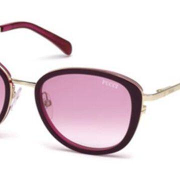 Emilio Pucci EP0047-O 83Z Womenas Sunglasses Violet Size 52