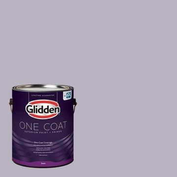 Cloudberry, Glidden One Coat, Exterior Paint and Primer