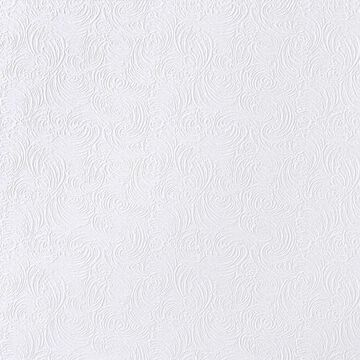 Brewster Anaglypta x 57-sq ft Paintable Vinyl Paintable Textured Brushstroke 3D Unpasted Wallpaper in White   437-RD03010