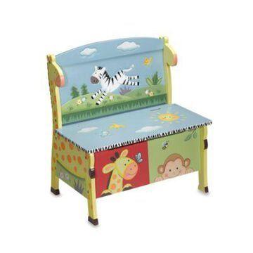Teamson Sunny Safari Storage Bench