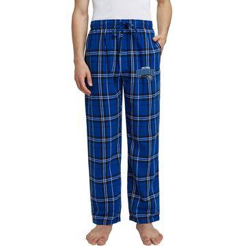 Concepts Sport Men's Orlando Magic Plaid Flannel Pajama Pants