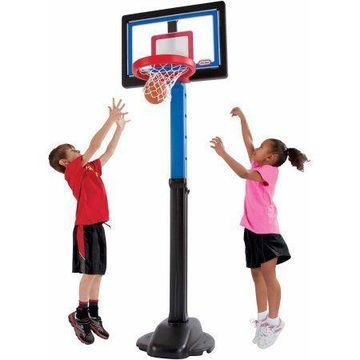Little Tikes Play Like a Pro Basketball Set W