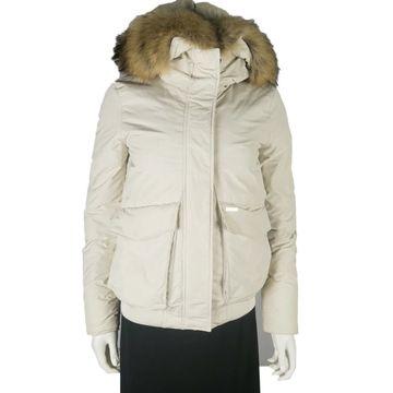 Woolrich Camel Wool Coats