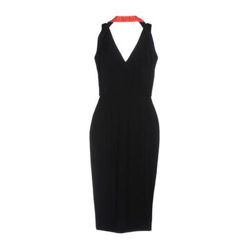 VICTORIA BECKHAM Midi dress