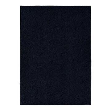 Garland Rug Ivy Rug, Blue, 5X7