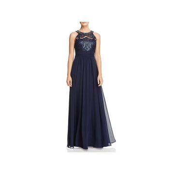 Eliza J Womens Evening Dress Sleeveless Full-Length